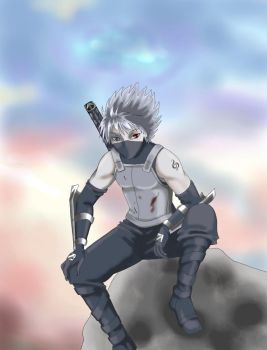 Young ANBU by Alys-san