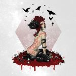 bloody mary fairy by Kordelia