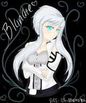 Blanche [art trade] by Art-of-Momoka