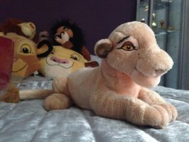 Lion King Walt Disney World Sarabi Plush by LittleRolox3