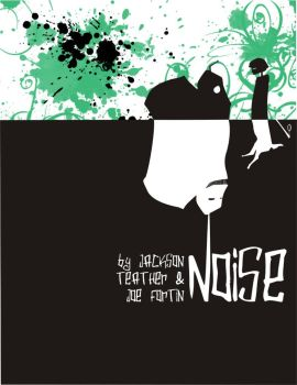 'Noise' Chapter 2 Title Page by skinbuddha