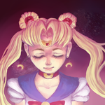 sailor moon by iHelloRobot