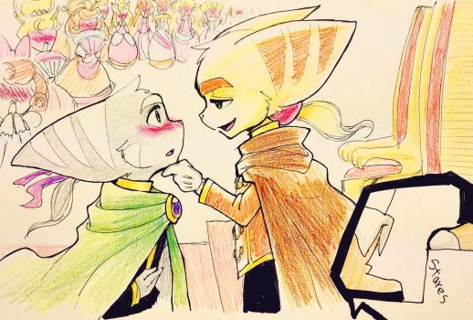 Shall We Dance? by airbax