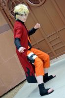 Naruto: Fighting Stance by Kaira27