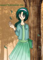 Green Note by Nanao178