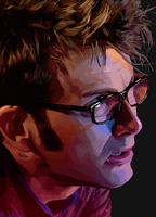 David Tennant by KiwiPanic