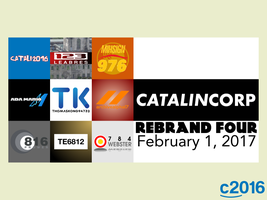 CatalinCorp Rebrand Four Teaser by Catali2016