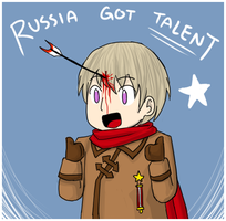 Russia Got Talent by iAlly