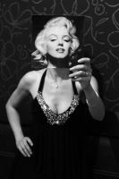 If I were Marilyn Monroe by akrialex