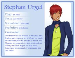 Stephan Urgel by Ultimo-Recuerdo