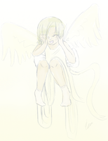 Happy angel by EleanorAnsell