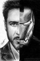 Iron Man by AnastasiumArt