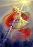 Child of Light by Azayuki