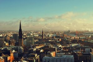 Hamburg view by rockmylife