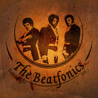 The Beatfonics - Beattape Vol.1 COVER by APgraph