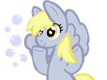 Derpy Hooves by Cataclasum