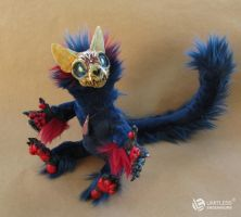 MIDNIGHT'S CAT SHAMAN by LimitlessEndeavours
