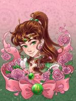 Sailor Jupiter by Valen-LaRae