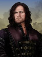 Guy of Gisborne by sekiq