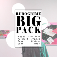 Rurogrime BIG Pack by rurogrime