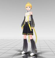 TDA Append Len MMD download by Reon046