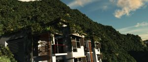 Eco-House by CorporalNobbs