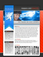 New Myspace Div Layout 2-2-07 by Divspace