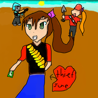 tf2 june thief by Lovehalo
