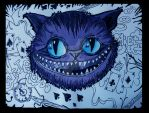 Cheshire Cat by Noveen
