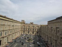 the pope's barracks by cms-star