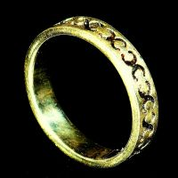 not a magic ring by Mittelfranke