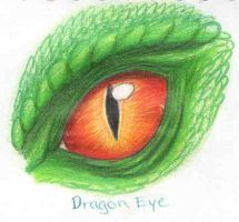 Dragon Eye by Ragles-Bagels