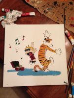 Calvin and Hobbes 2 by miss-chele