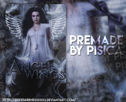 ANGEL WINGS PREMADE by 20XxDARKNESSxX03
