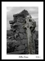 Celtic Cross by TARAIMAGES