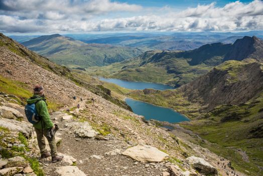 From Snowdon 0216 by Haywood-Photography