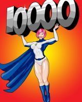 10 000 hits by Agent-Foo
