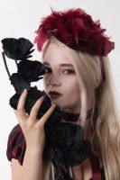 Victorian Dress STOCK 2 by Bellastanyer-STOCK