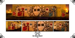 Crisis Project - Mural - 01 by CrisisProject