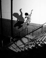 Featured :- 180 on a 12 stair by extremesports