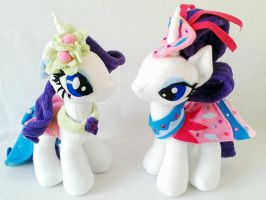 Double RArity FAshions by Catzilerella