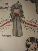 Xemnas I heart by xCheshireGrin228