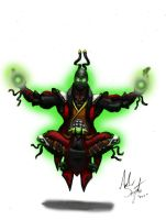 Ermac Re-Design by soysaurus1