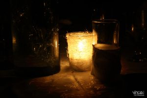 Candle Light Dinner by vhive