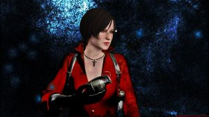 Ada Wong by MsDeadable