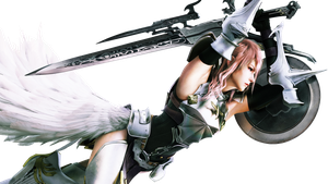 Render - Lightning Farron by BlazingDemon95