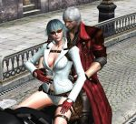 Dante and Lady by Luxeona
