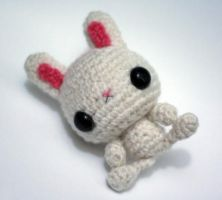 Baby Bunny 01 by tinyowlknits