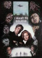 Are you familiar with the so-called X-Files? by DannyNicholas