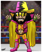 SD Sale - Macho Man by SeanRM